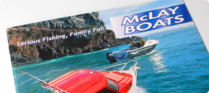buchan design graphic design print signage branding
